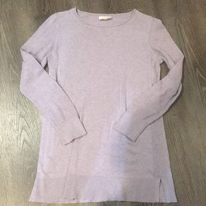 Loft outlet tunic sweater